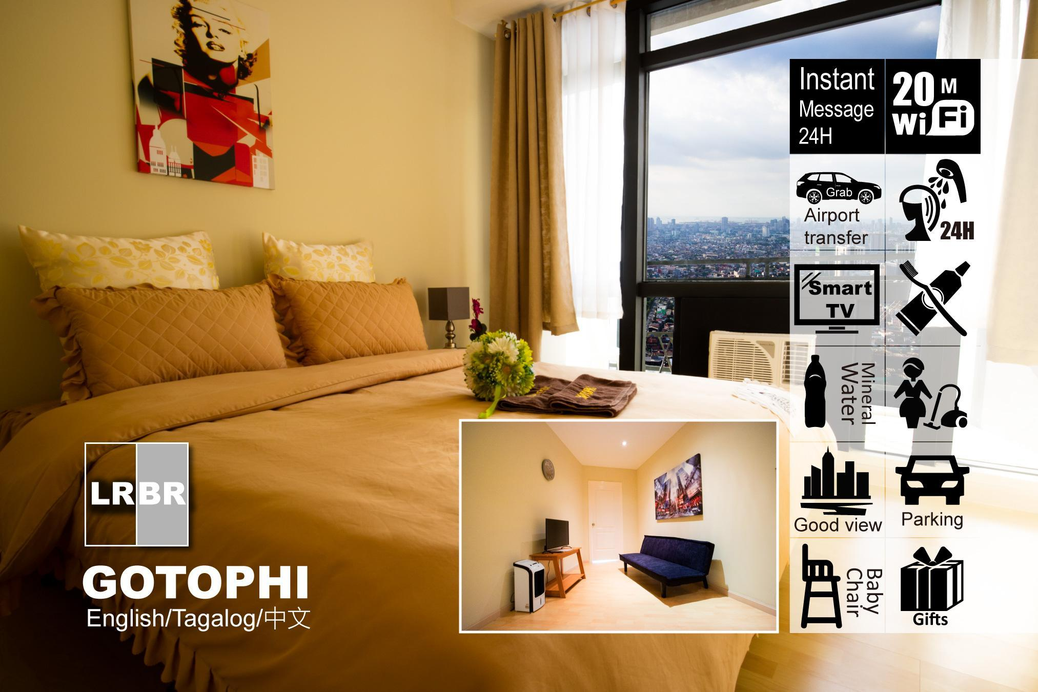 Gotophi Luxurious 5Star Hotel 1BR Gramercy 5709