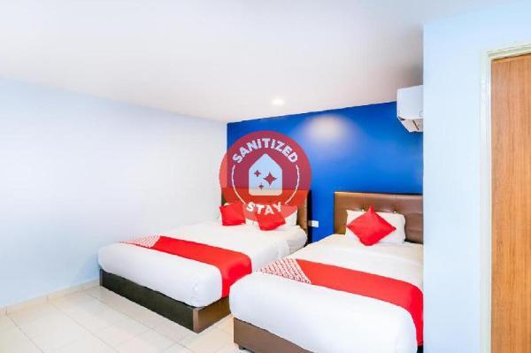 OYO 503 Hotel Aromas JB Johor Bahru