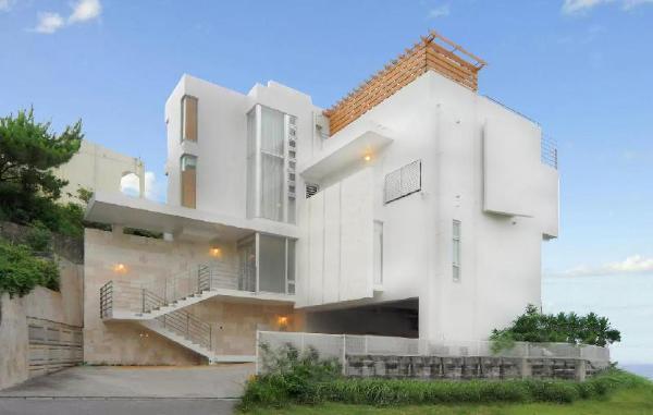 Luxury house-Sea View villa-near Blue Cave,I/C Okinawa Main island