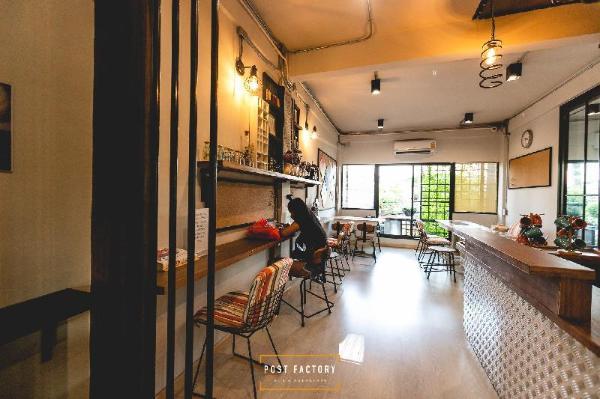 Post Factory Bed & Breakfast Hostel Bangkok