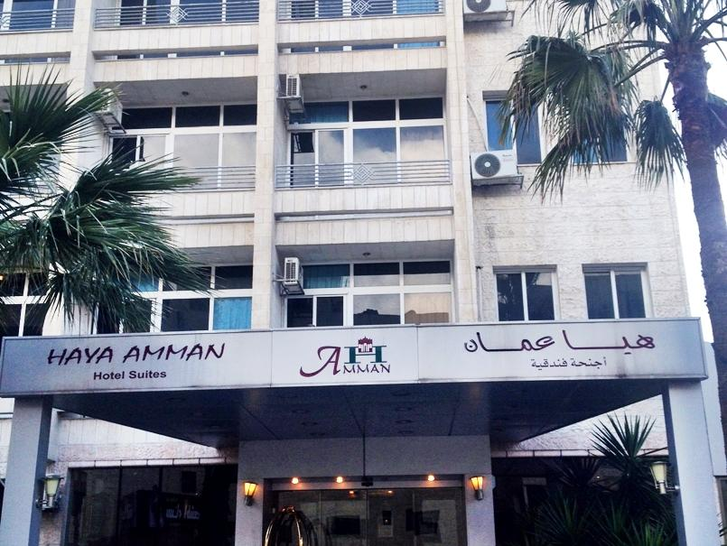 Haya Amman Hotel Suites