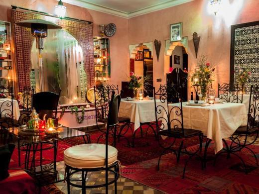 Riad Bahia Marrakech