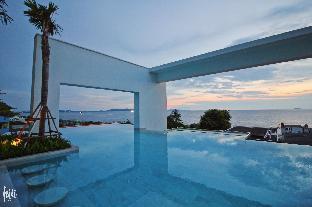[ジョムティエンビーチ]アパートメント(35m2)| 1ベッドルーム/1バスルーム 【hiii】Dream StaySEAVIEW★Infinity Pool-UTP009