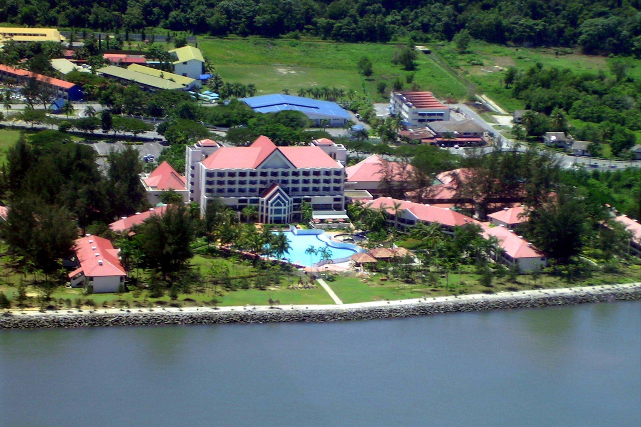 Miri Marriott Resort And Spa