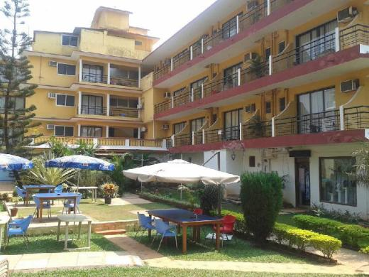 Supreme AC stay at resort in Calangute