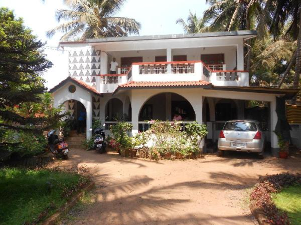 Comfortable Guest stay at Calangute Goa