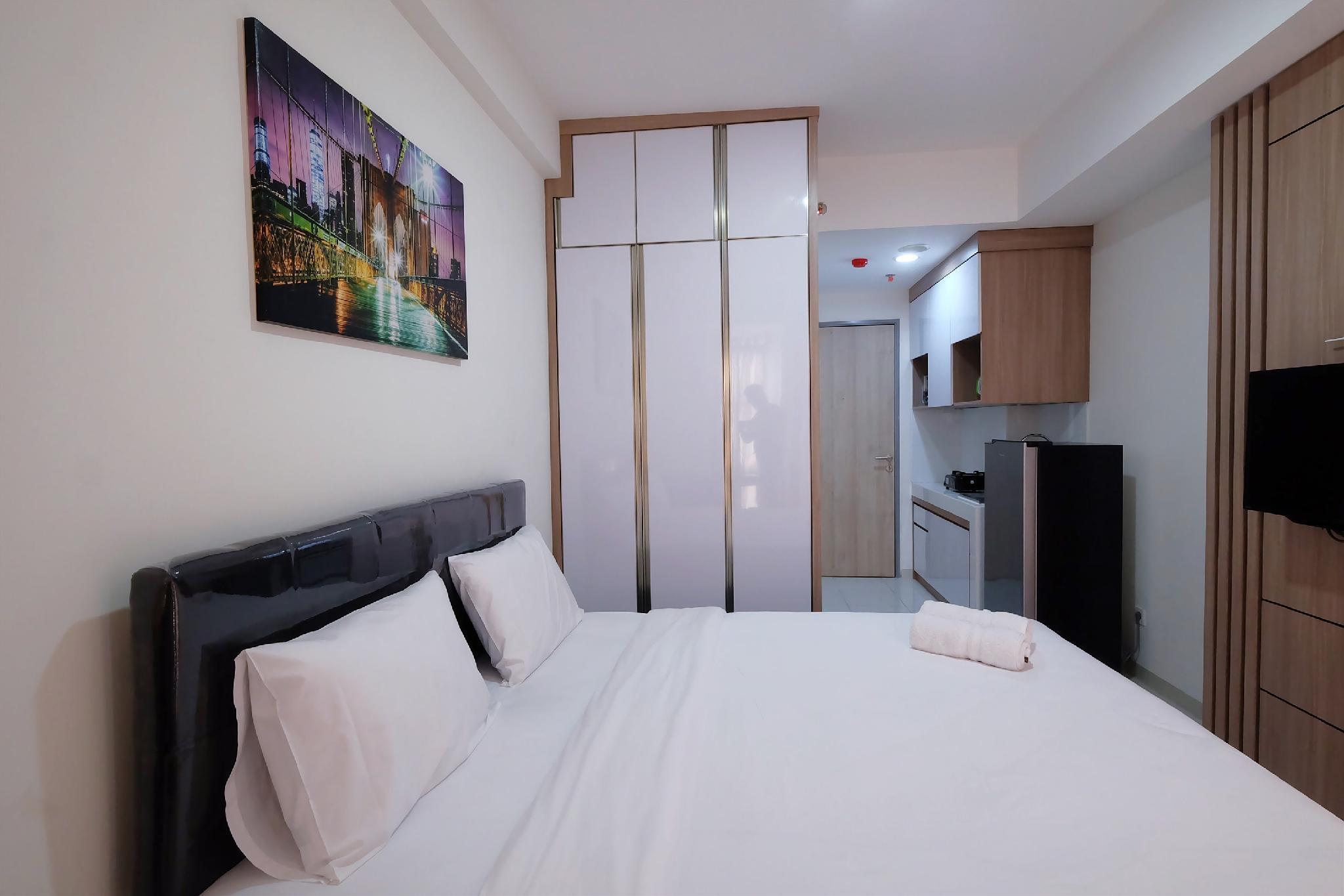 Brand New Studio Akasa Pure Living Apt By Travelio
