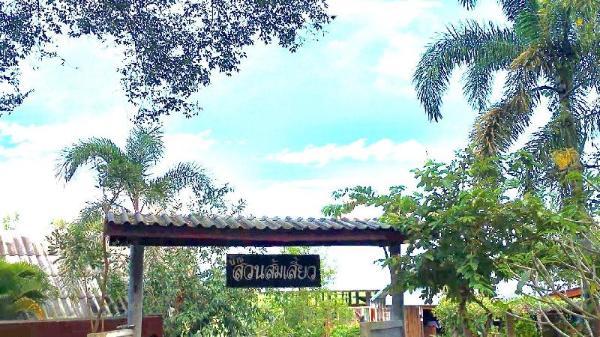 Baan lang raek-Baan Suan SomseiyW Homestay Chiang Mai