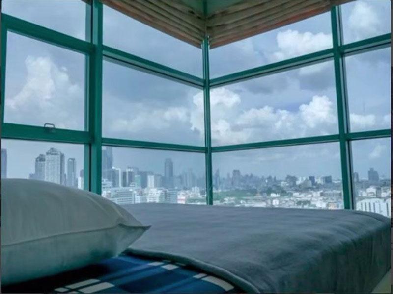 Riverside Bangkok condominium อพาร์ตเมนต์ 1 ห้องนอน 1 ห้องน้ำส่วนตัว ขนาด 63 ตร.ม. – ริมแม่น้ำกรุงเทพ