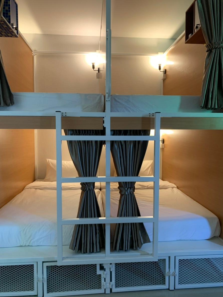 Phuketnumnoi Hostel   Single Bed 1