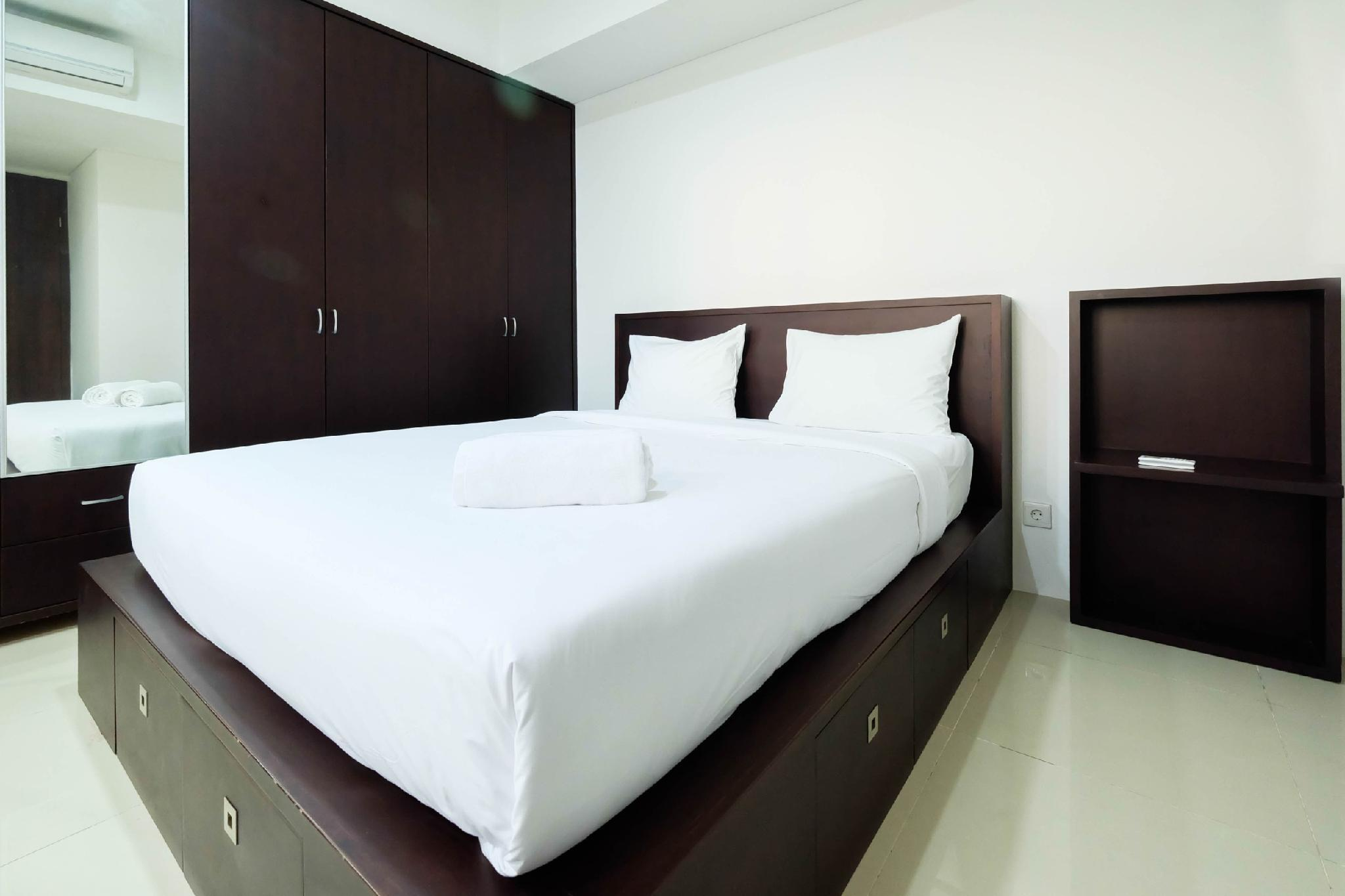 Luxury Furnished 2BR Kemang Village Apt ByTravelio