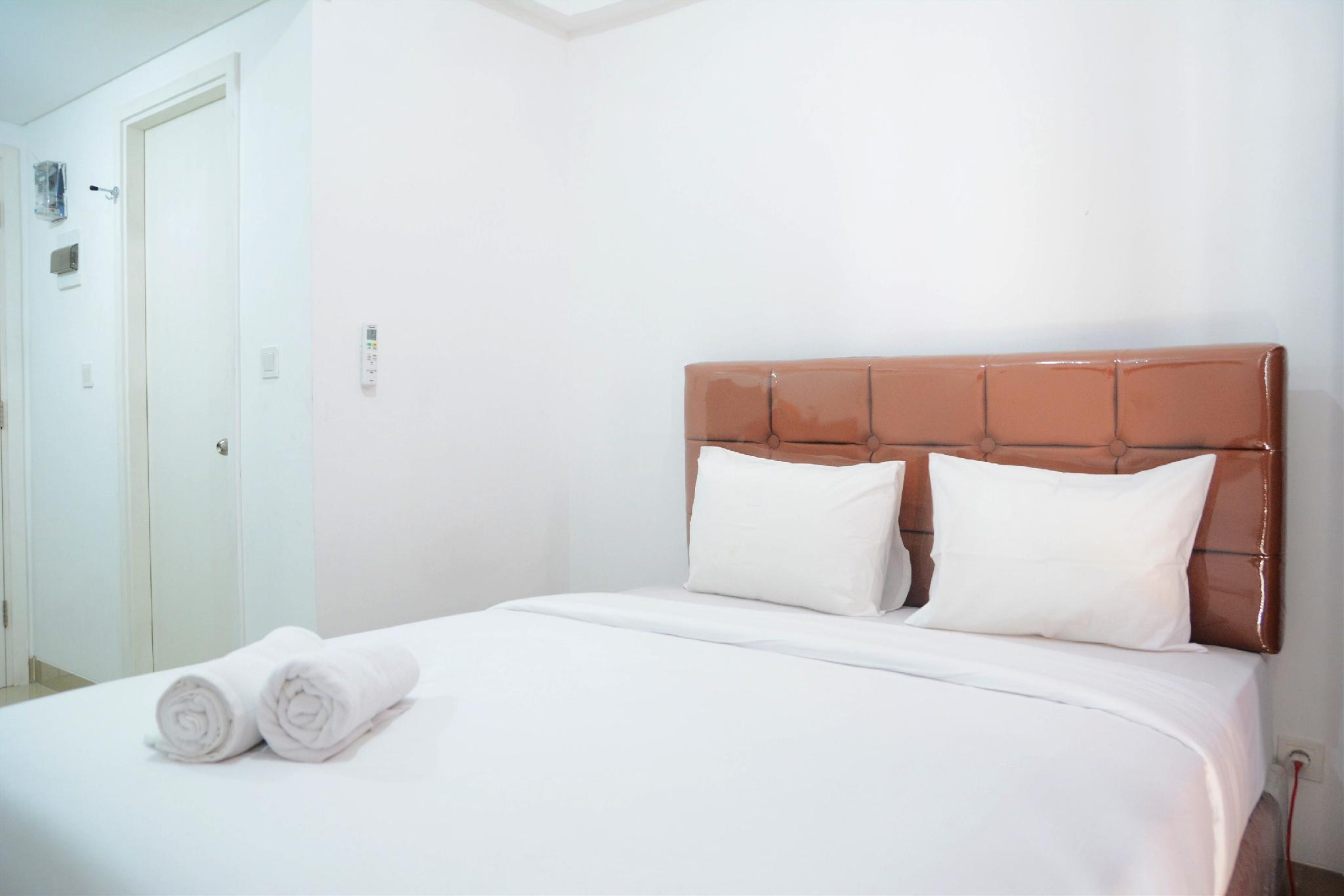 Comfy Studio Poris 88 Apartment By Travelio