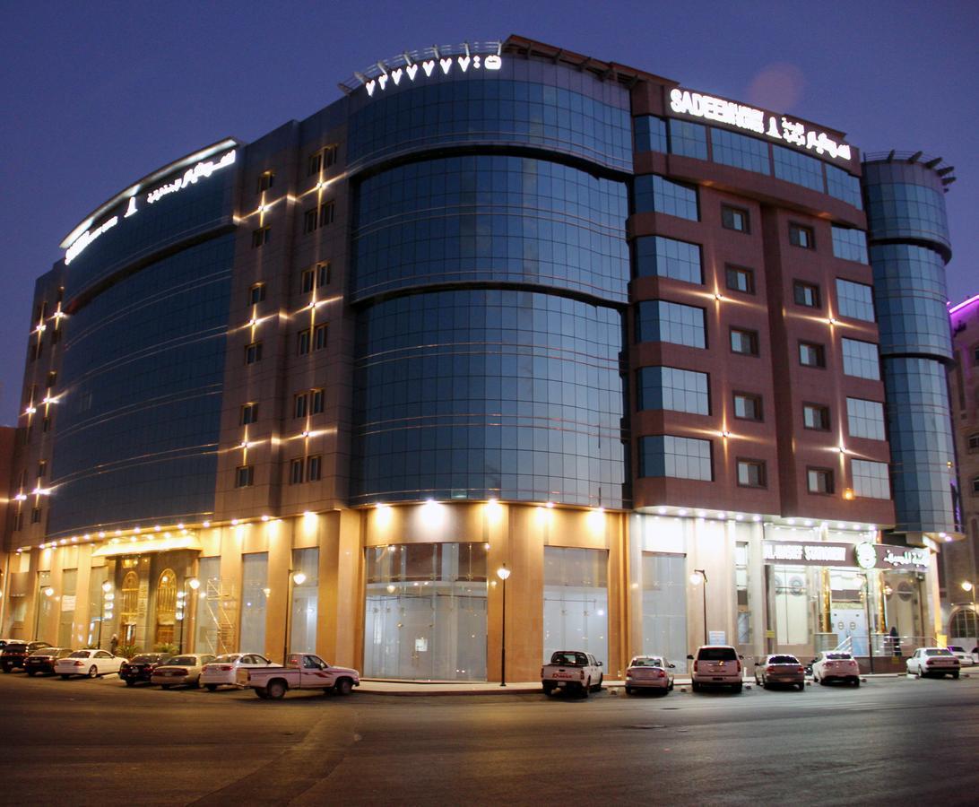 Sadeem Alfajer Hotel Taif
