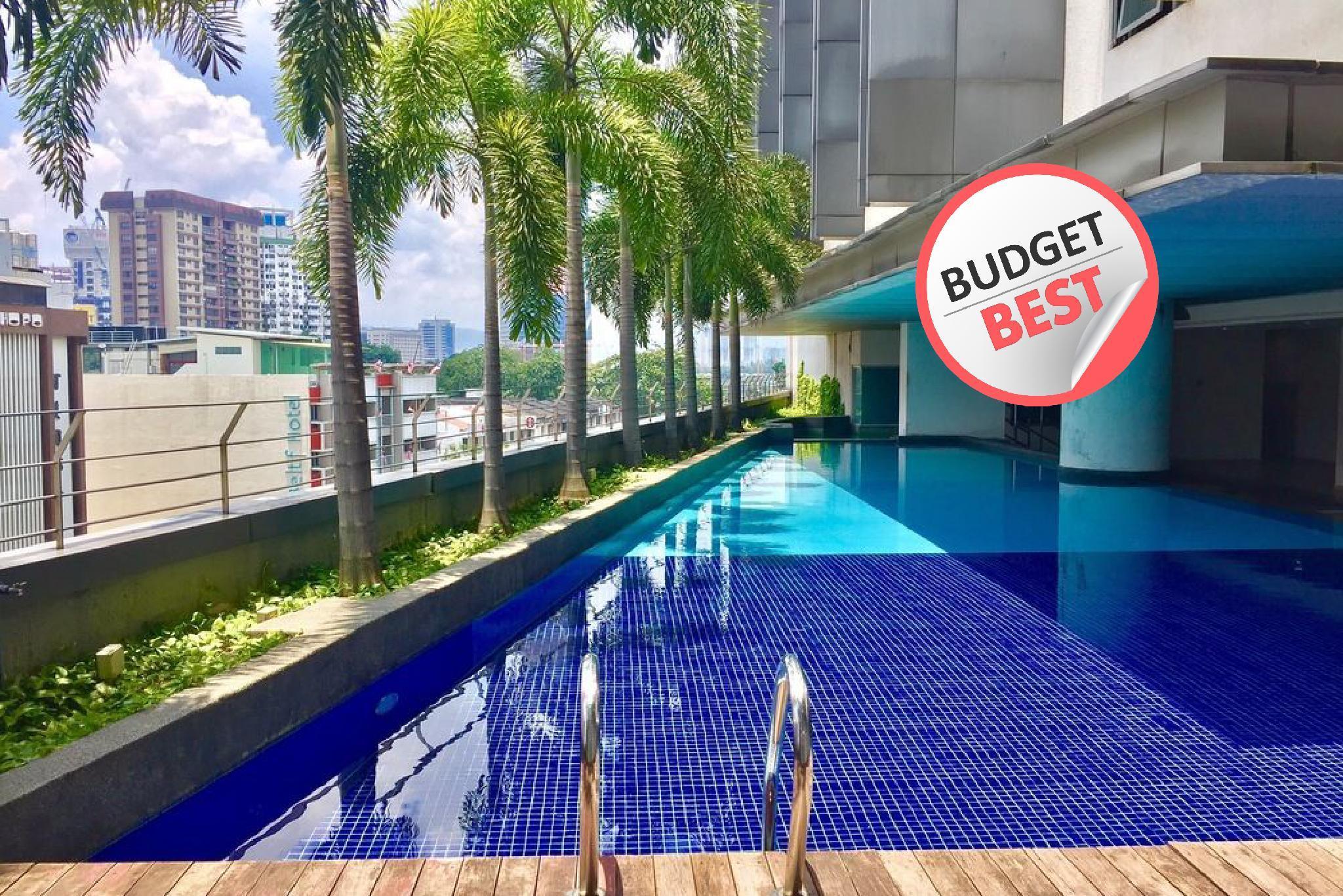 High Floor 3BR Taragon Puteri Bintang+ PARKING
