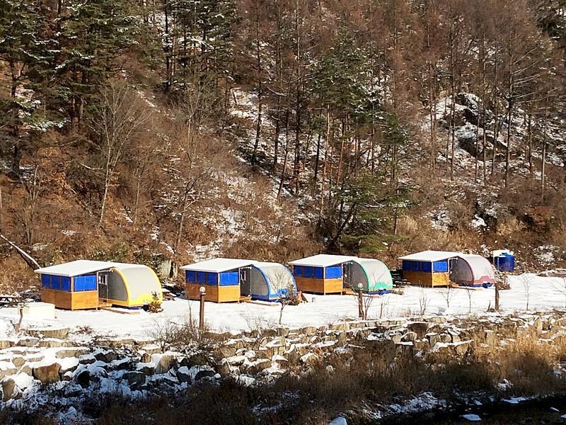 Spring Summer Fall Winter Caravan