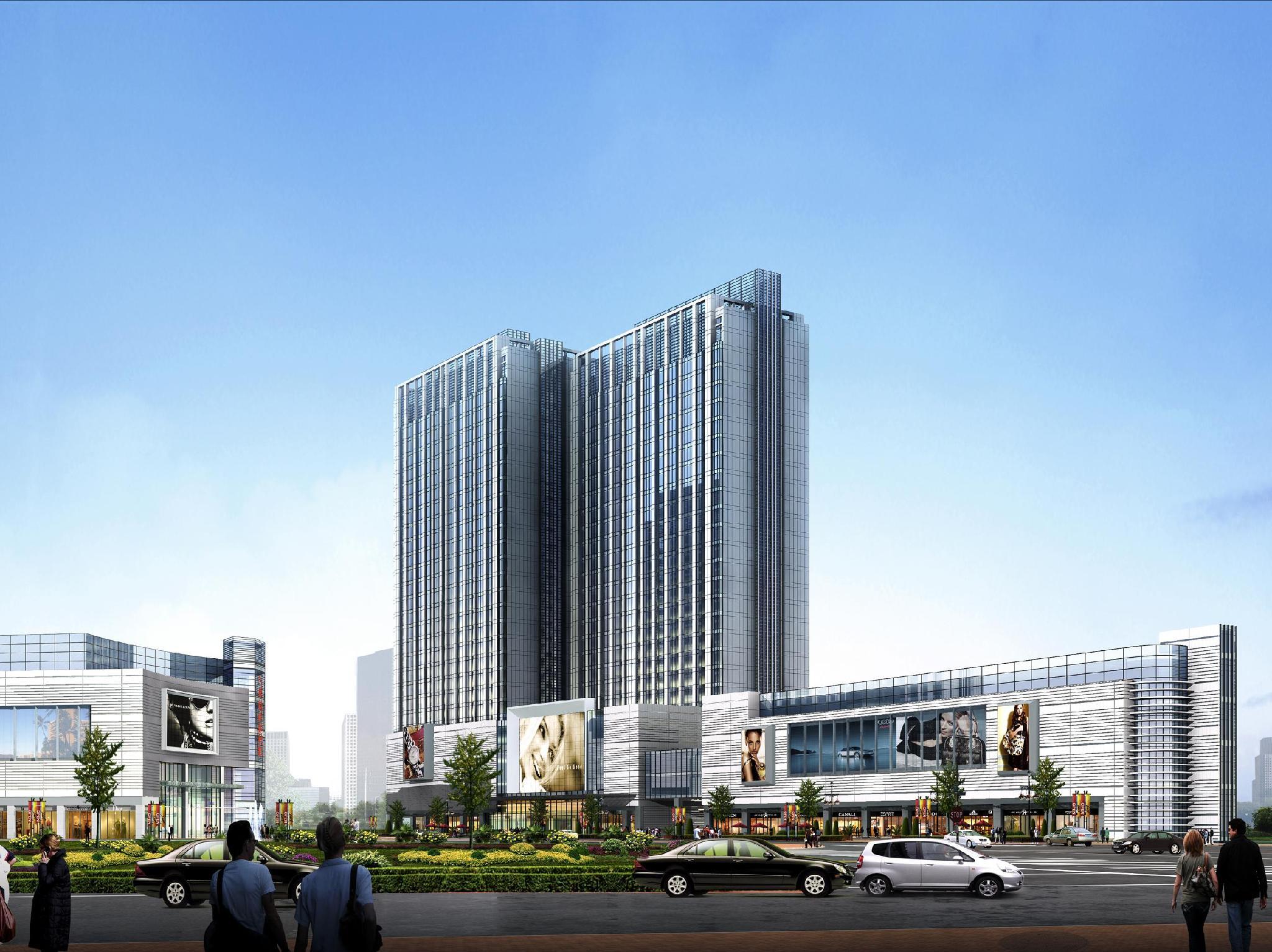 Baihe International Apartment Hotel Kecun Hopson Square