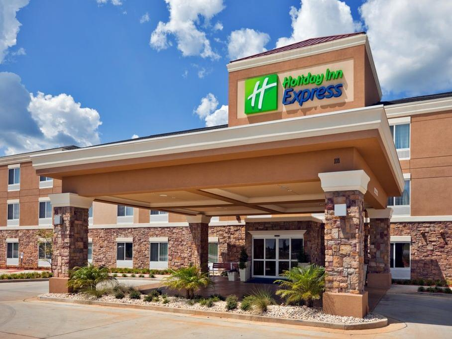 Holiday Inn Express Hotels And Suites Cuero