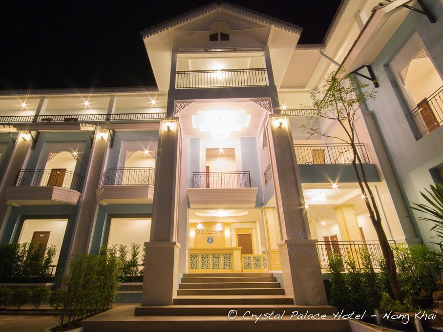 Crystal Palace Hotel Nongkhai