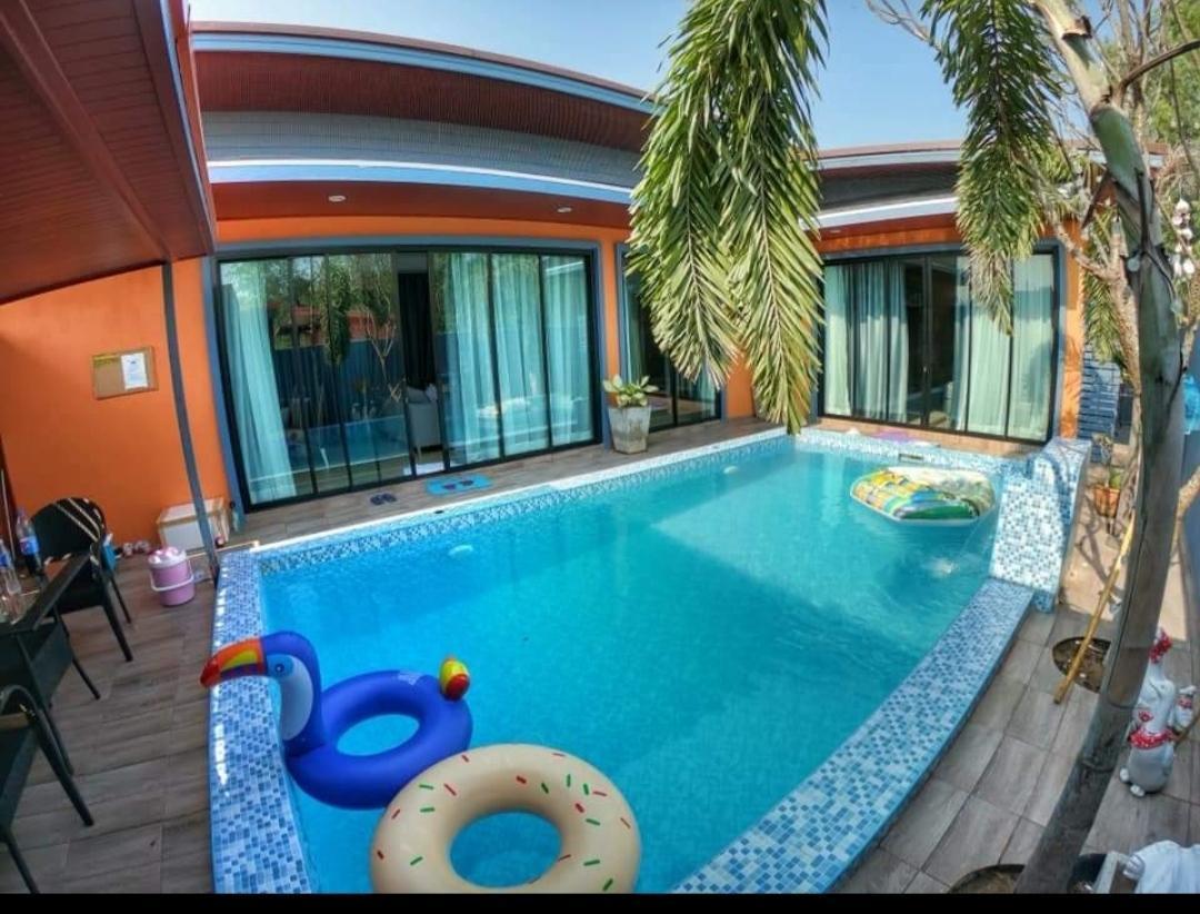 Issarindr Pool Villa