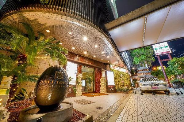 Hotel Bali Tower Tennoji Osaka