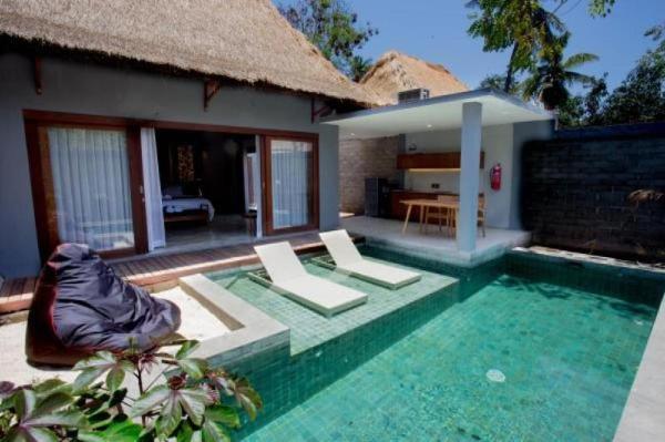 A Villa Gili Air Lombok