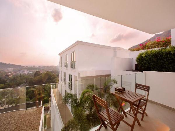 Kata Ocean View Apartment by Tropic Look Phuket
