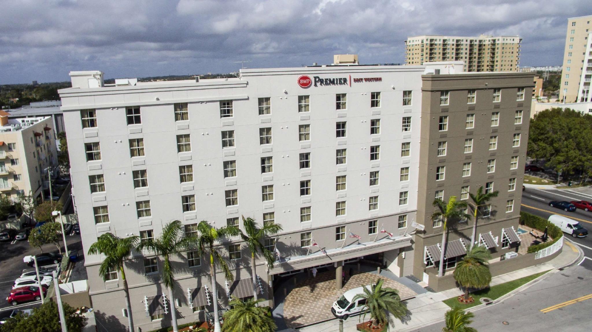 Best Western Premier Miami International Airport Hotel And Suites