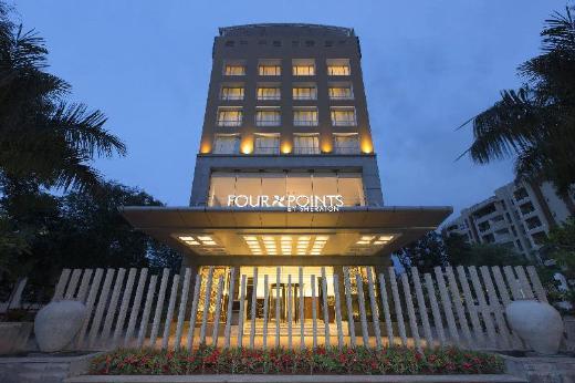 Four Points by Sheraton Bengaluru, Whitefield
