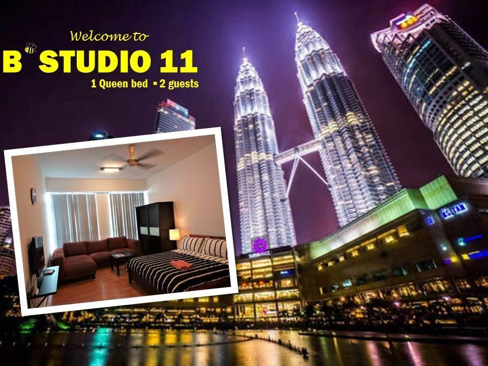 Maytower Hotel And Serviced Apartment  B'Studio 11
