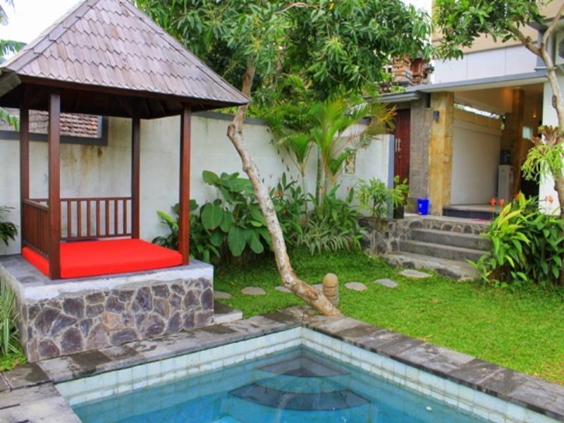 A Satu Villa Canggu Bali