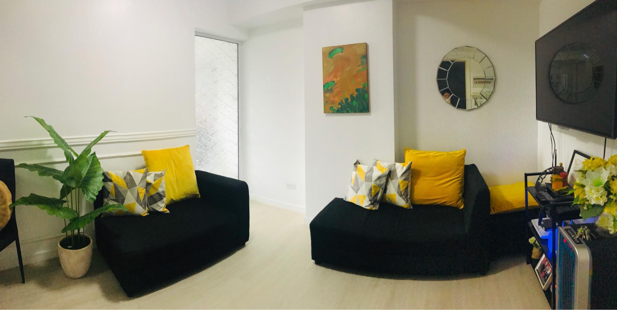 M512 2BR * Condominium Unit in Azure Residences