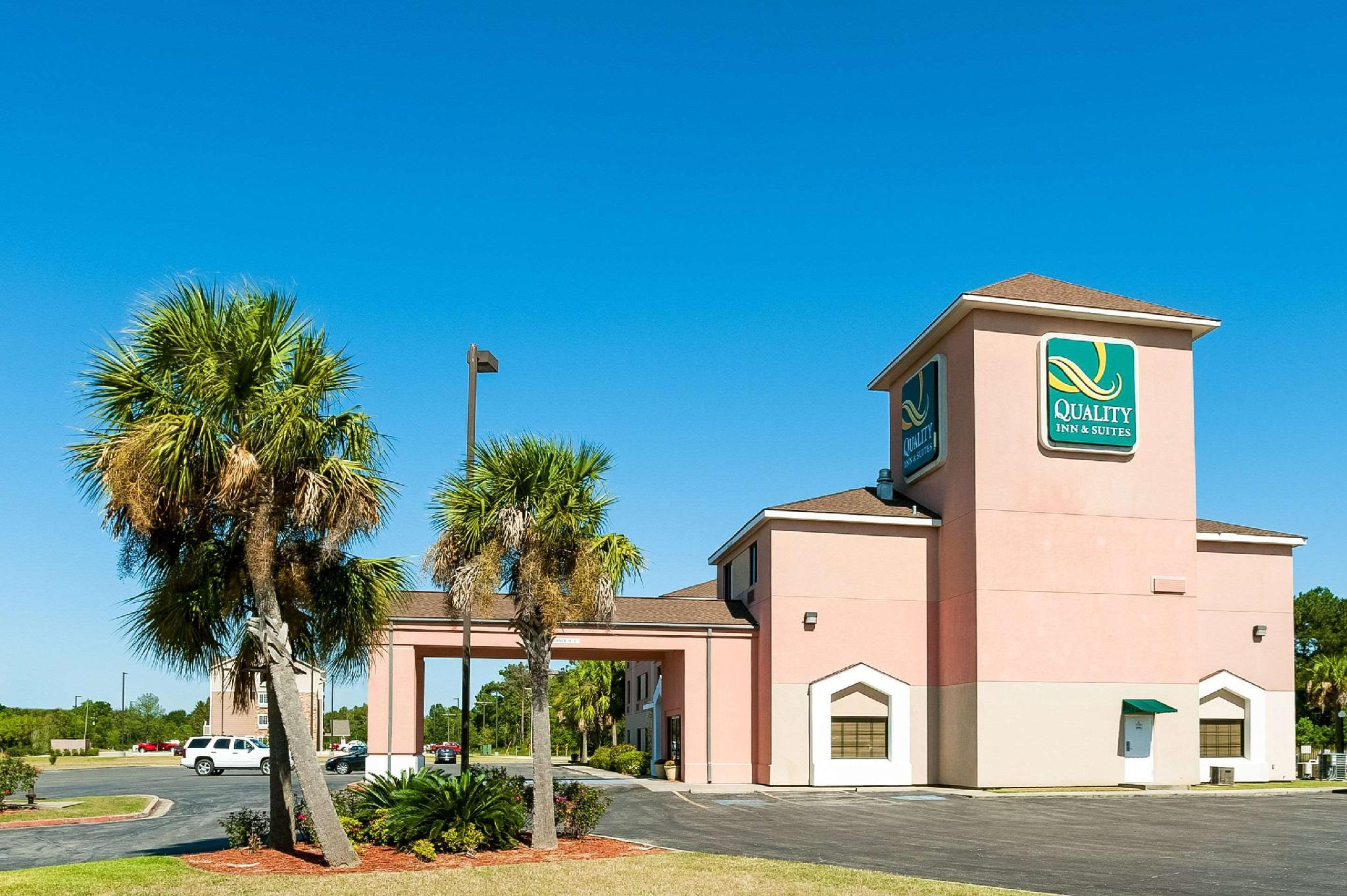 Quality Inn And Suites Lake Charles