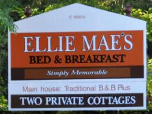 Ellie Maes Bed and Breakfast