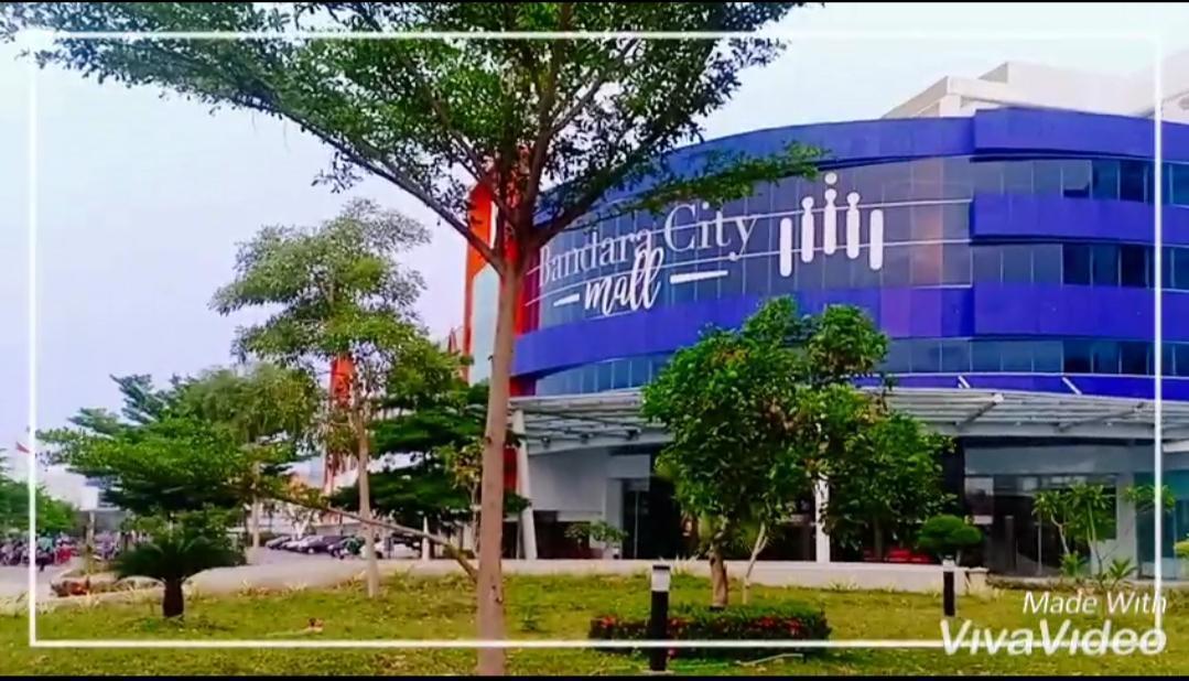 1BR  Near Airport  Bandara City Apartment A6 42