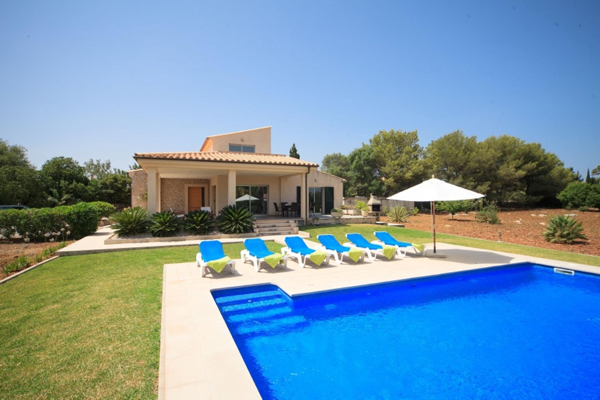 105856 -  Villa in Pollença