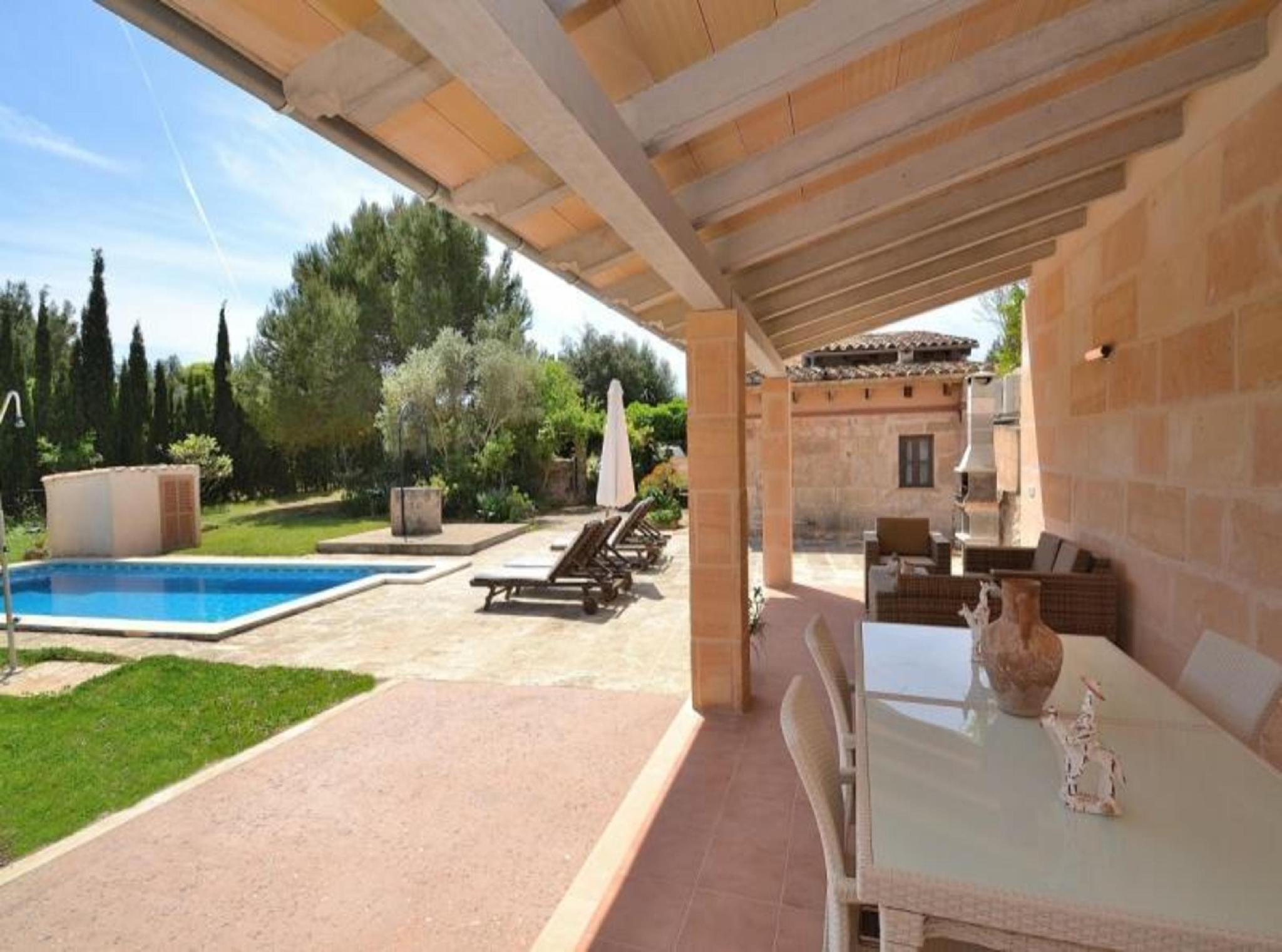 102104 -  Villa in Alcudia de Monteagud