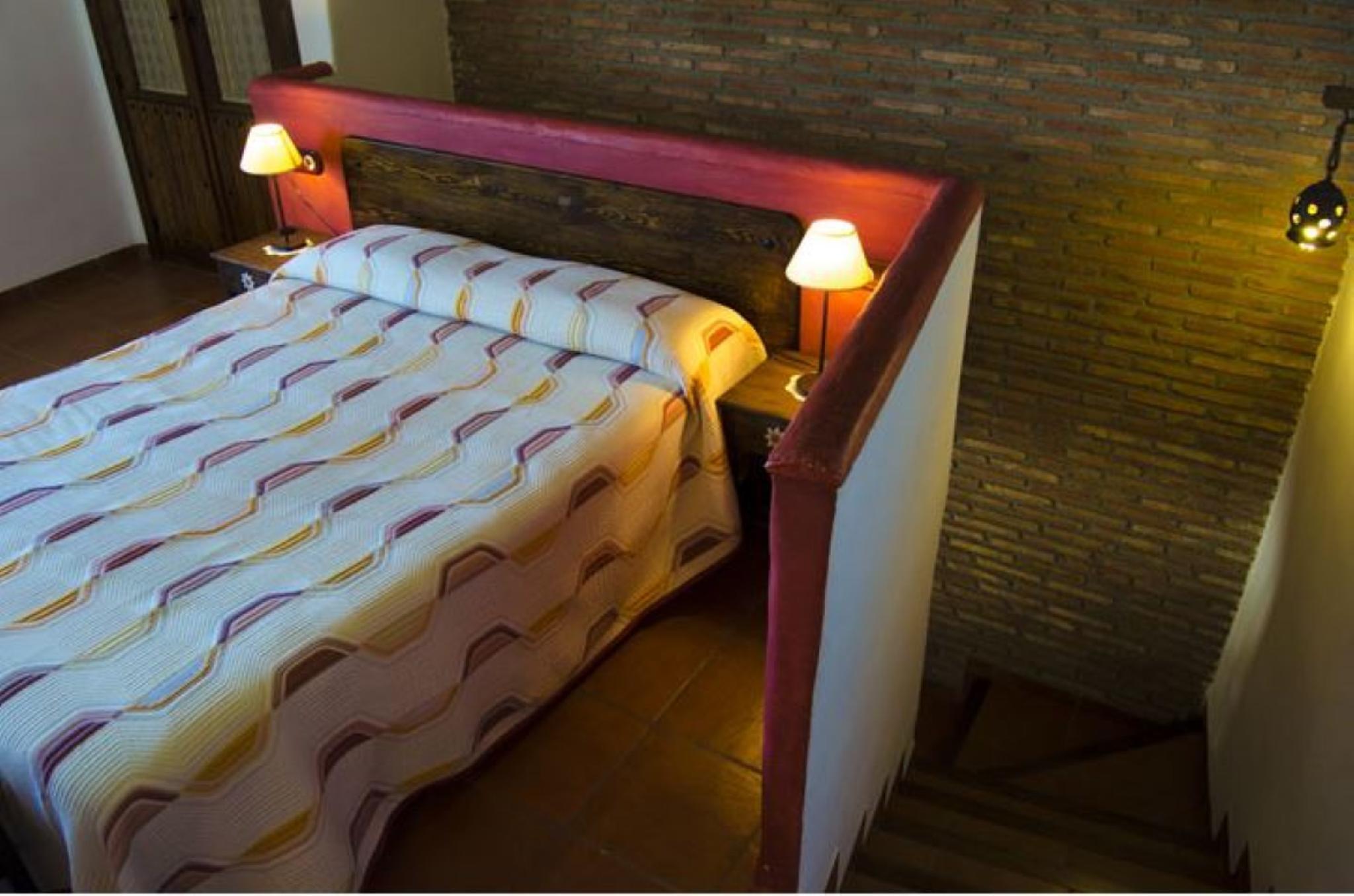 105790    Apartment In Alpujarra De La Sierra