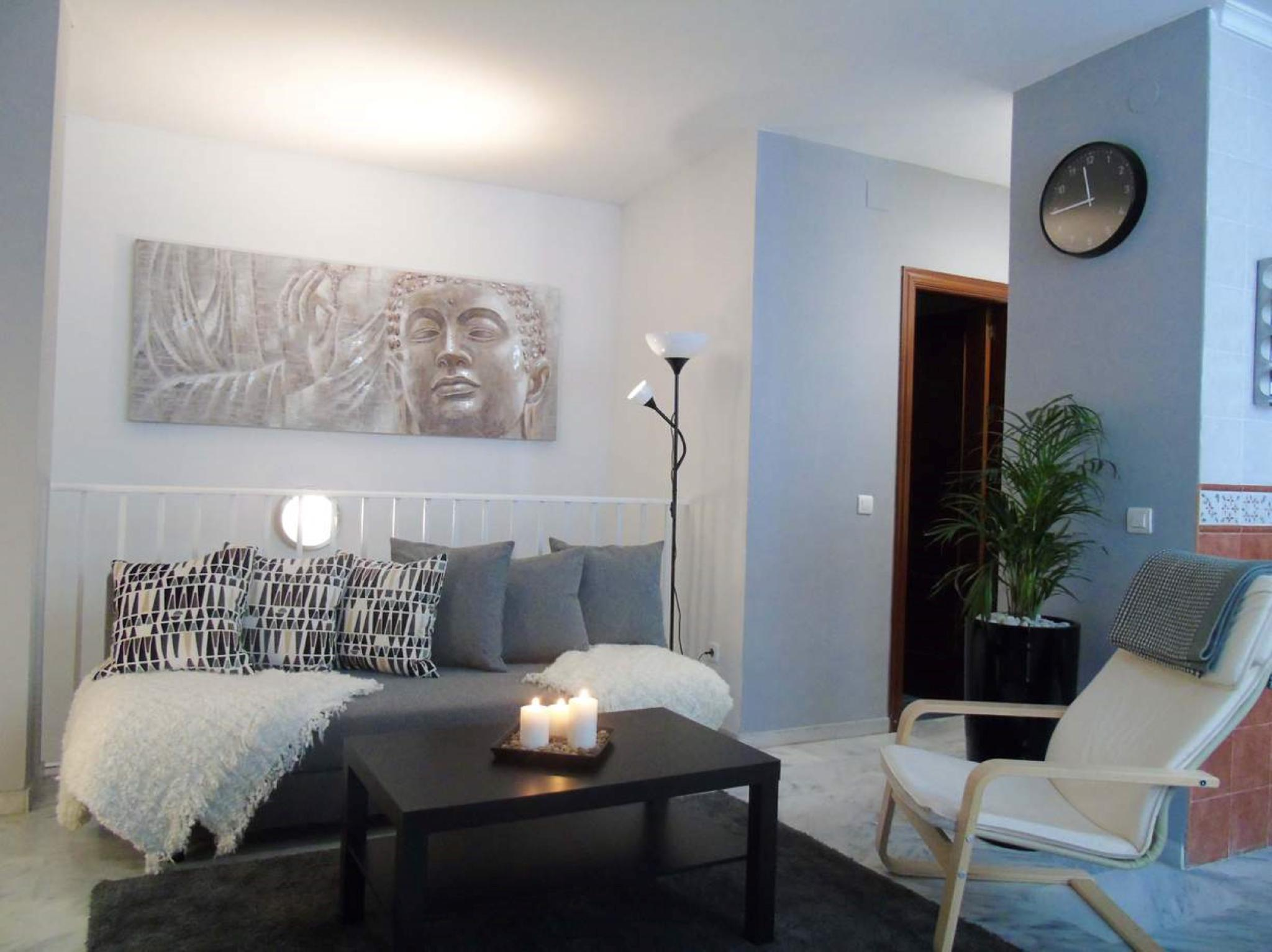 106944   Apartment In Malaga