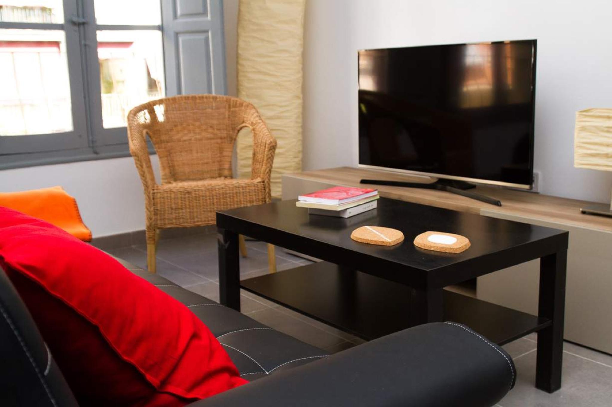 106922   Apartment In Malaga