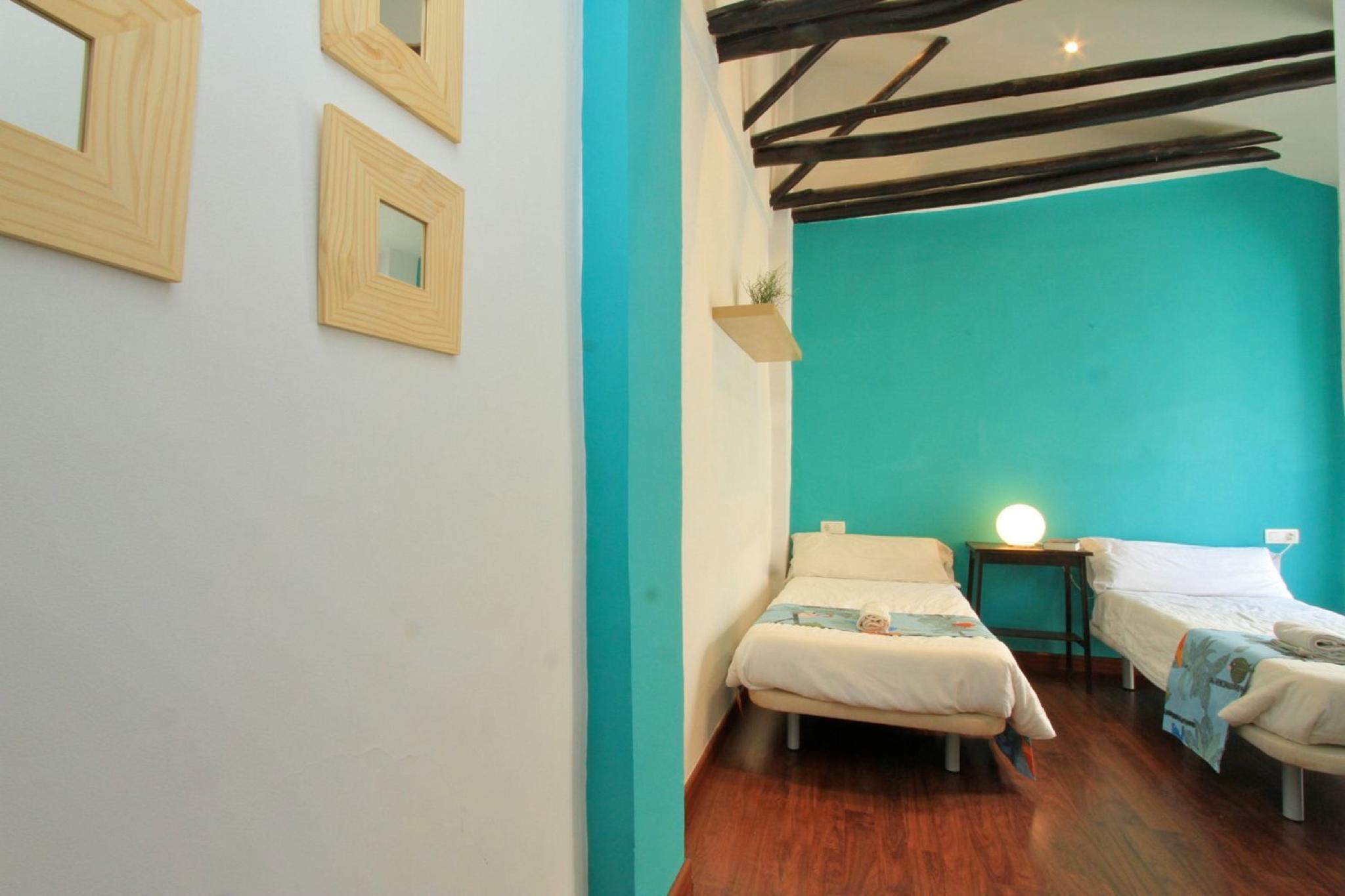 106947   Apartment In Granada