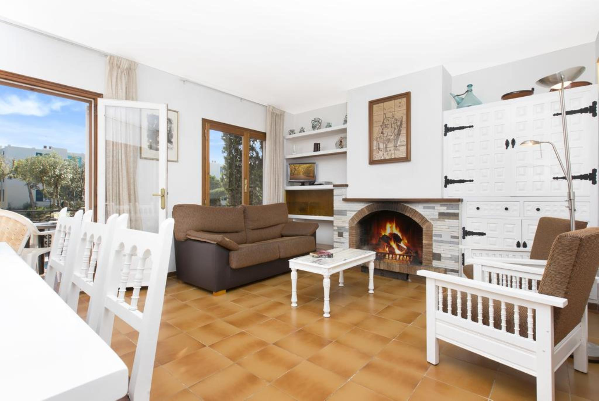 104767   Apartment In Palafrugell