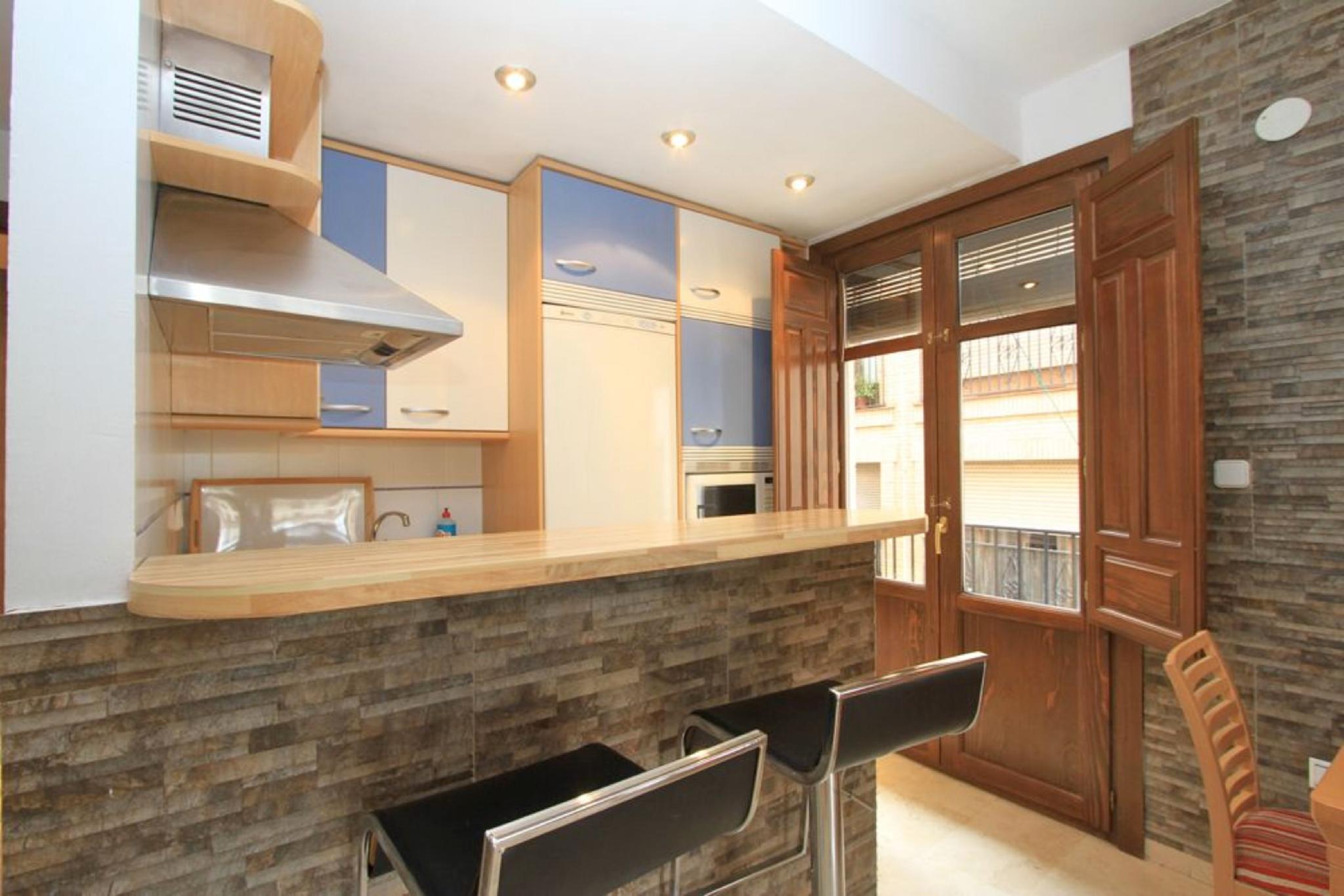 106968   Apartment In Granada