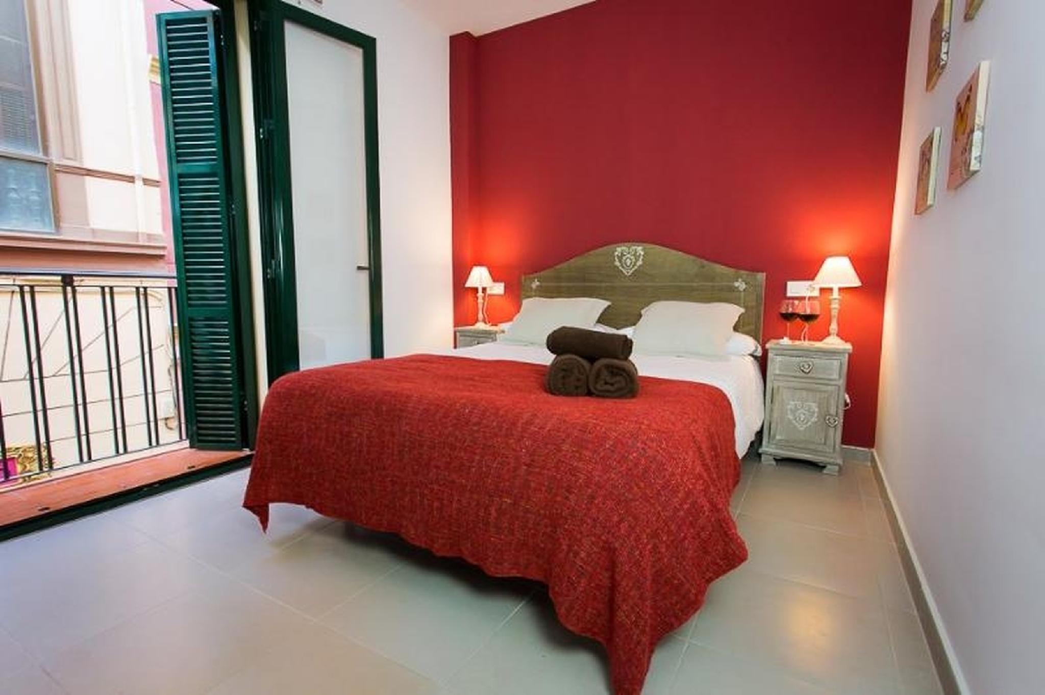 102288   Apartment In M�laga