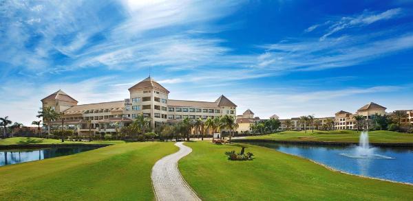 Hilton Pyramids Golf Resort Giza