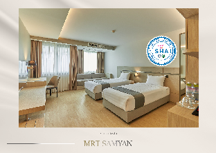 サムヤン セレーネ ホテル Samyan Serene Hotel