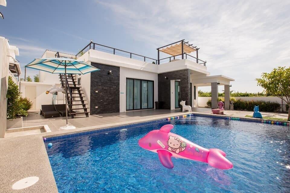 @CHAIN Pool Villa Hua Hin