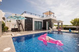 [ボーファイ]ヴィラ(70m2)| 2ベッドルーム/2バスルーム @CHAIN Pool Villa Hua-Hin