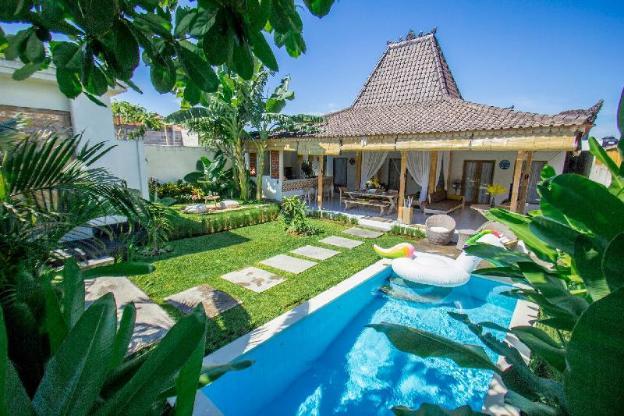 Exotic tropical Getaway Villa Orked 1