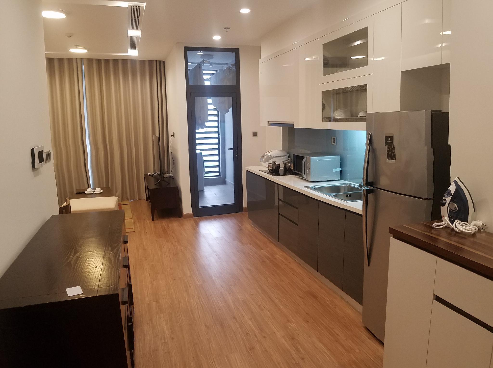 Apartment In Metropolis Residental 1Bedroom