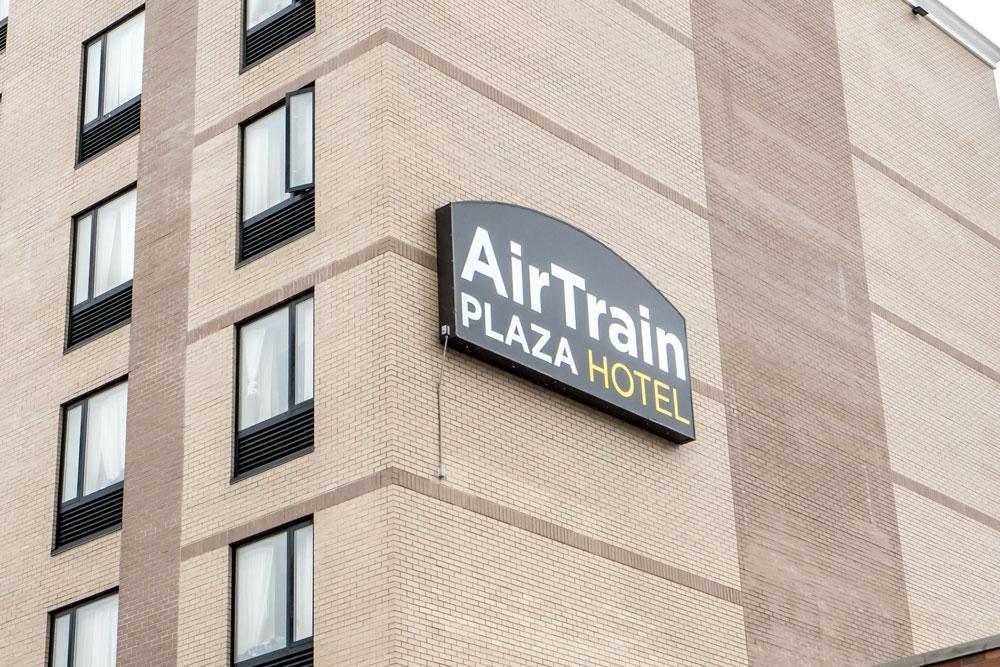 AirTrain Plaza Hotel JFK Airport